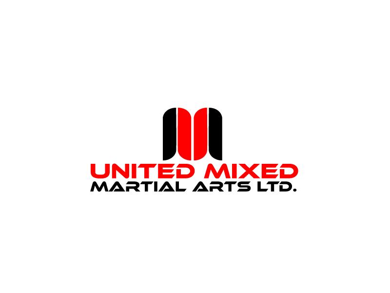 Logo Design by Private User - Entry No. 67 in the Logo Design Contest Artistic Logo Design for United Mixed Martial Arts Ltd..