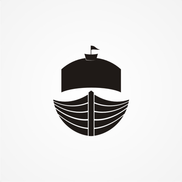 Logo Design by Private User - Entry No. 9 in the Logo Design Contest Sea Monster Attacks Ship.
