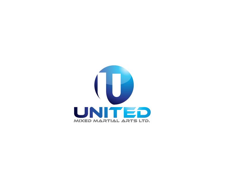 Logo Design by Private User - Entry No. 68 in the Logo Design Contest Artistic Logo Design for United Mixed Martial Arts Ltd..