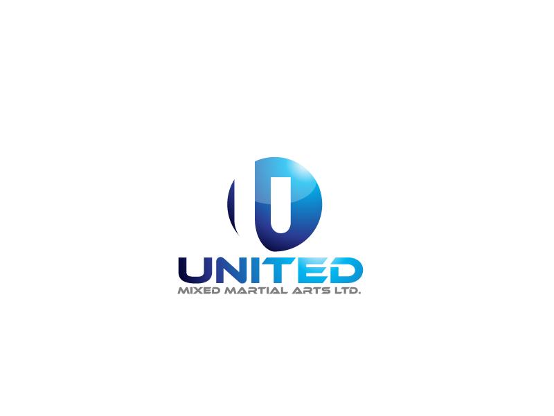 Logo Design by Private User - Entry No. 69 in the Logo Design Contest Artistic Logo Design for United Mixed Martial Arts Ltd..