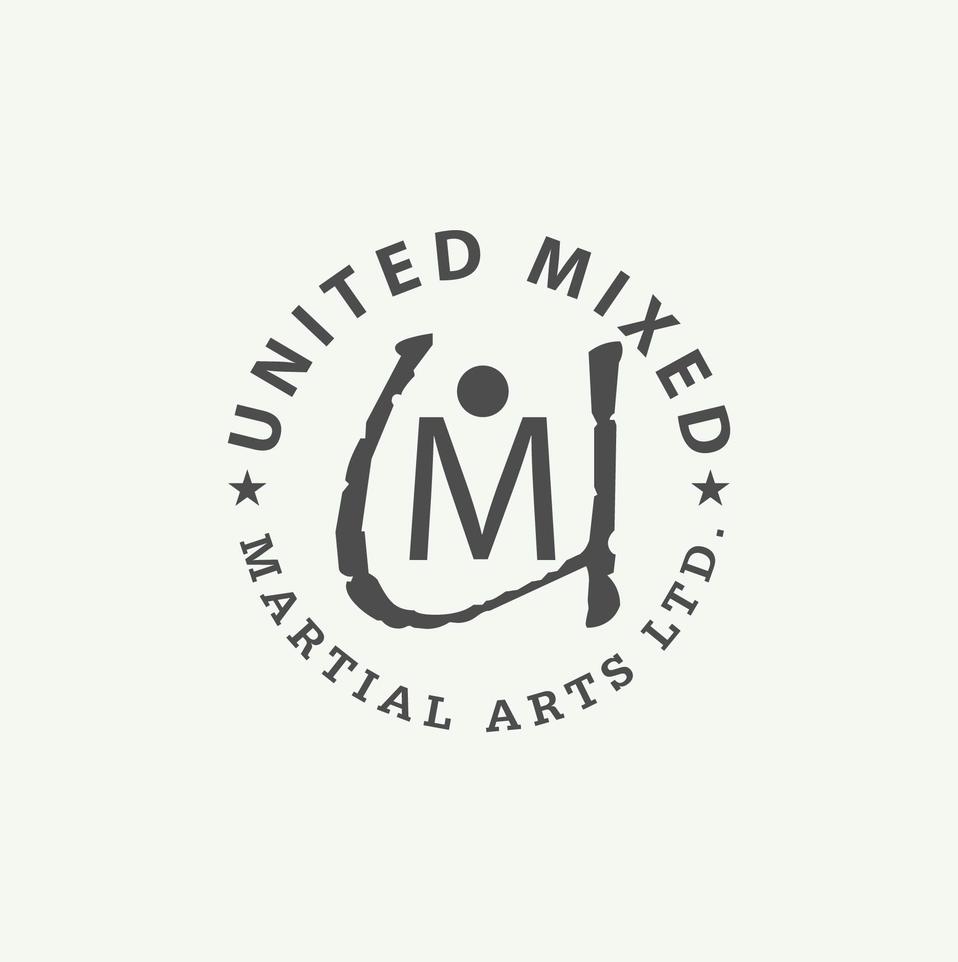 Logo Design by Batter Fly - Entry No. 70 in the Logo Design Contest Artistic Logo Design for United Mixed Martial Arts Ltd..