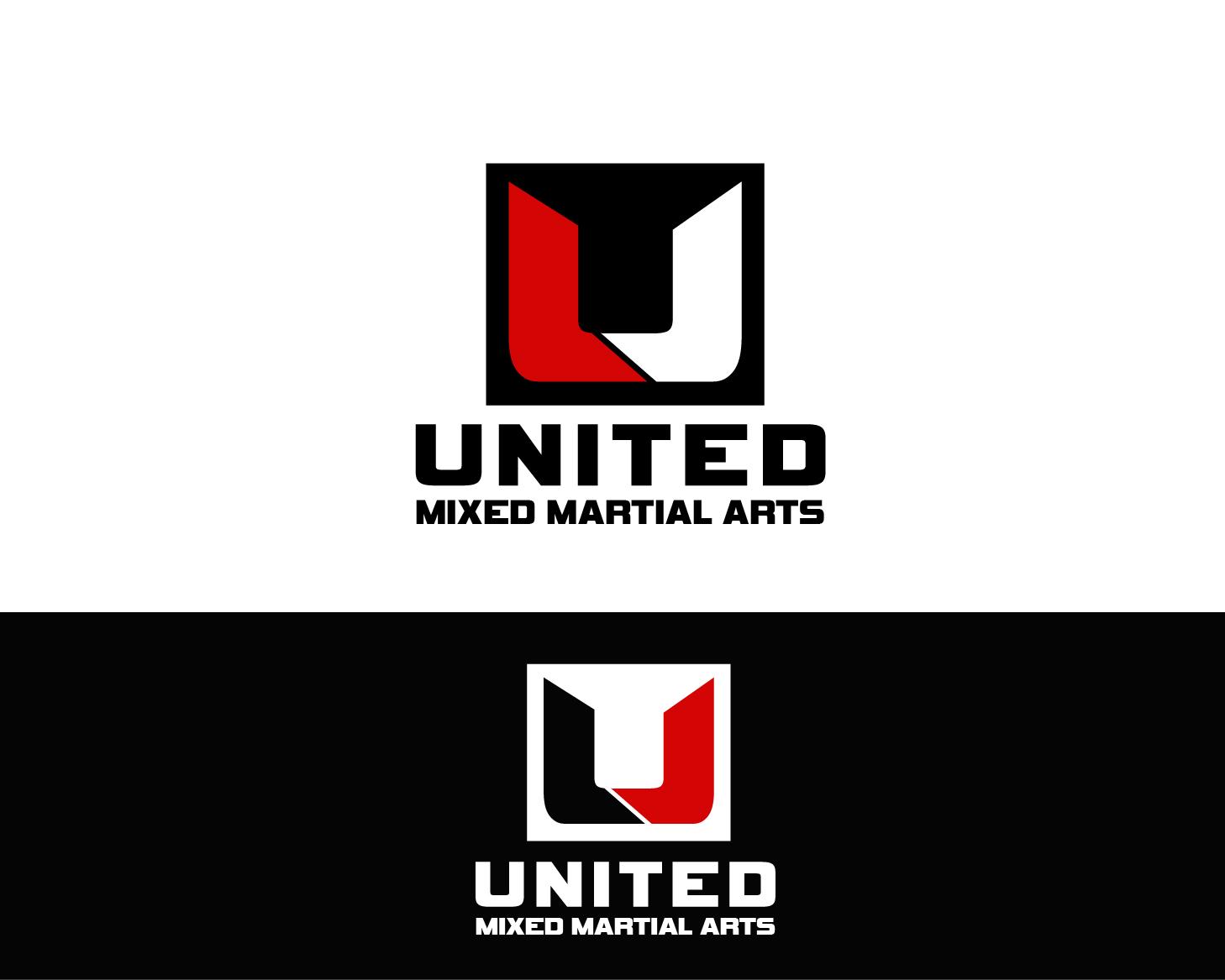 Logo Design by Allan Esclamado - Entry No. 72 in the Logo Design Contest Artistic Logo Design for United Mixed Martial Arts Ltd..