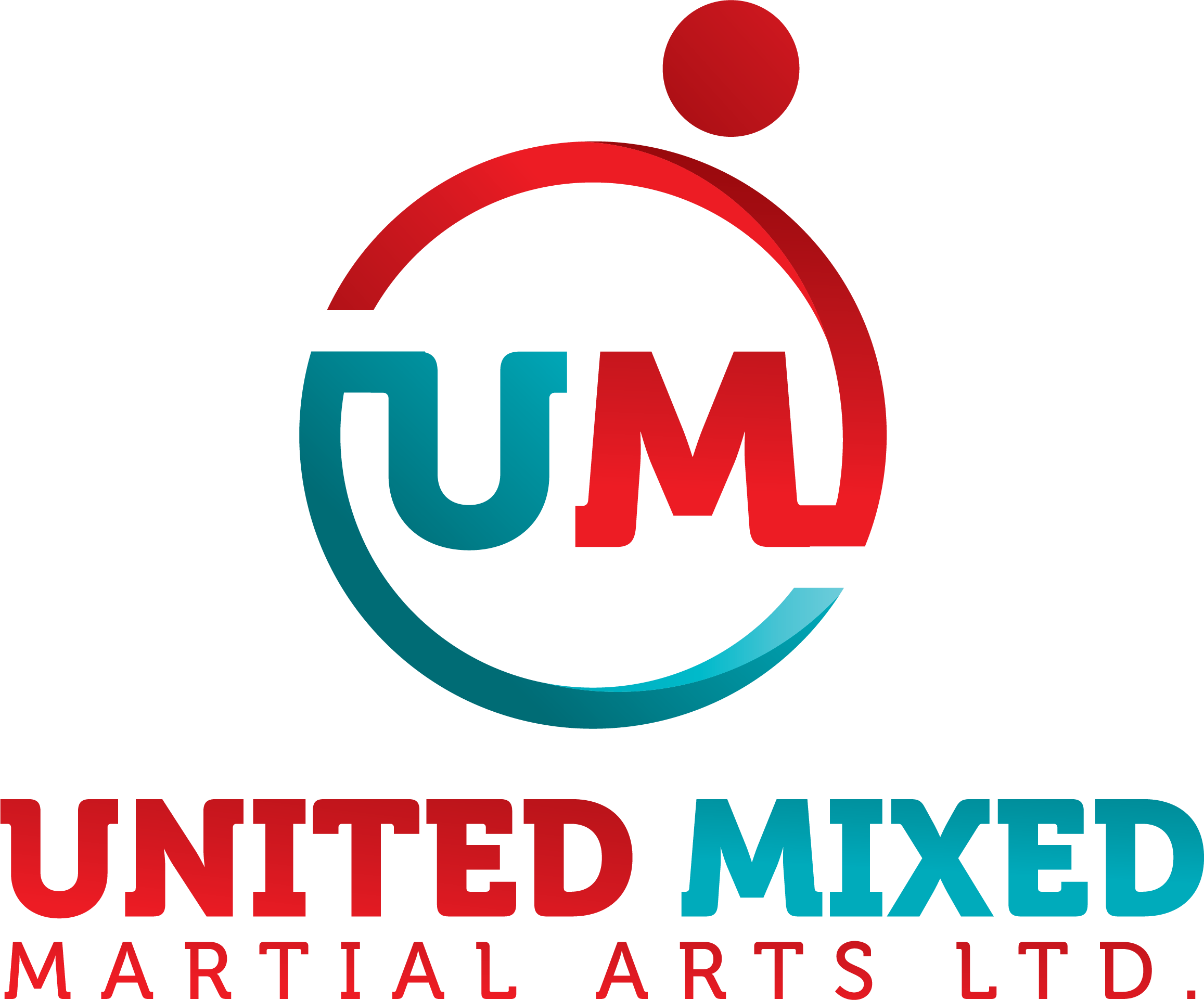 Logo Design by Prohor Ghagra - Entry No. 73 in the Logo Design Contest Artistic Logo Design for United Mixed Martial Arts Ltd..