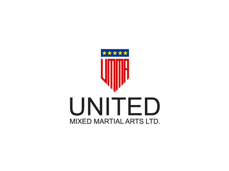 Logo Design by Private User - Entry No. 89 in the Logo Design Contest Artistic Logo Design for United Mixed Martial Arts Ltd..