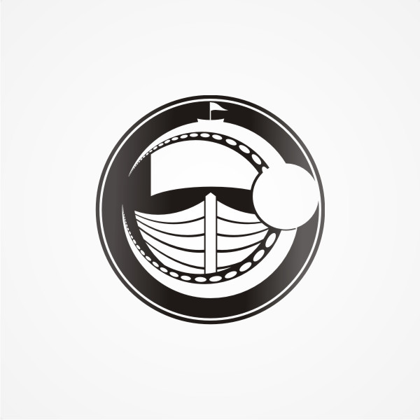 Logo Design by Private User - Entry No. 13 in the Logo Design Contest Sea Monster Attacks Ship.