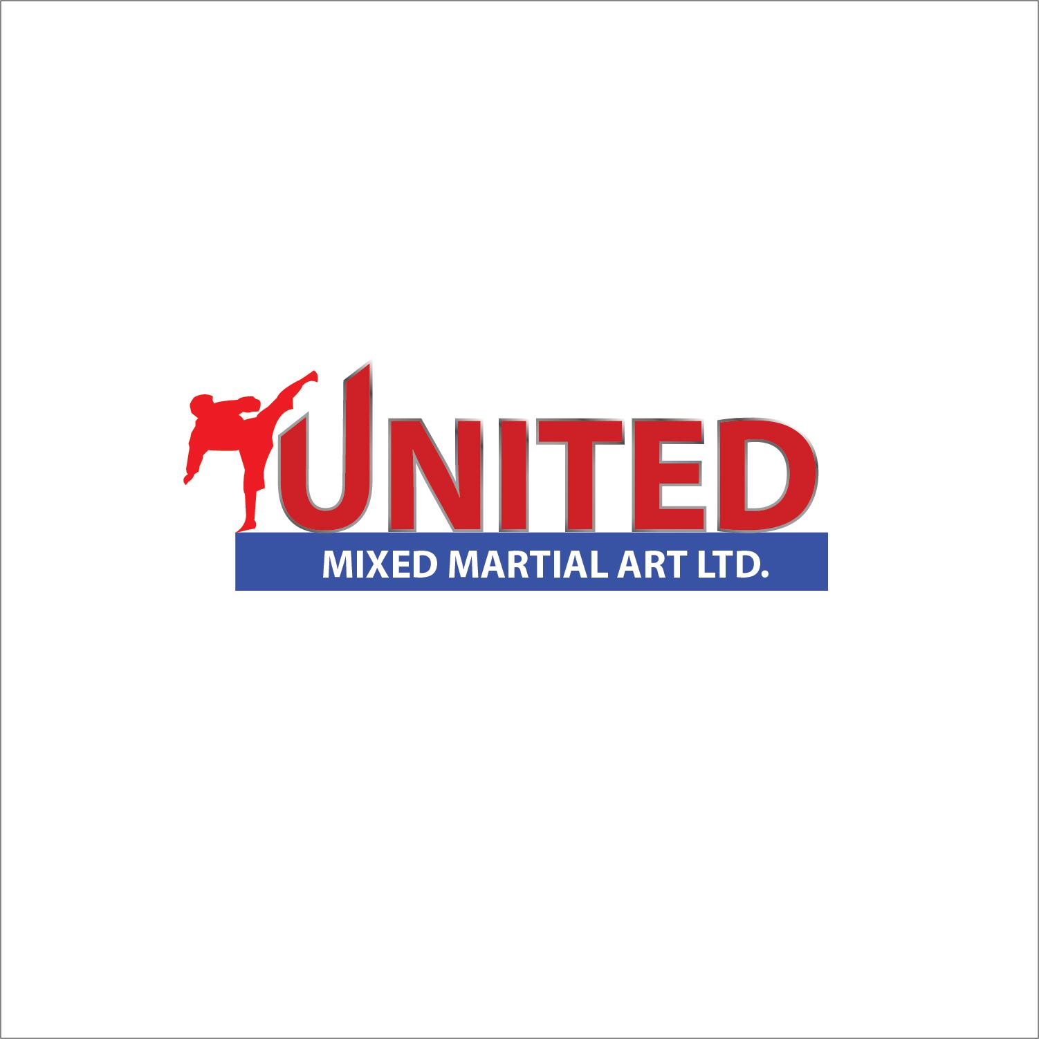 Logo Design by Shadman Sakib - Entry No. 92 in the Logo Design Contest Artistic Logo Design for United Mixed Martial Arts Ltd..