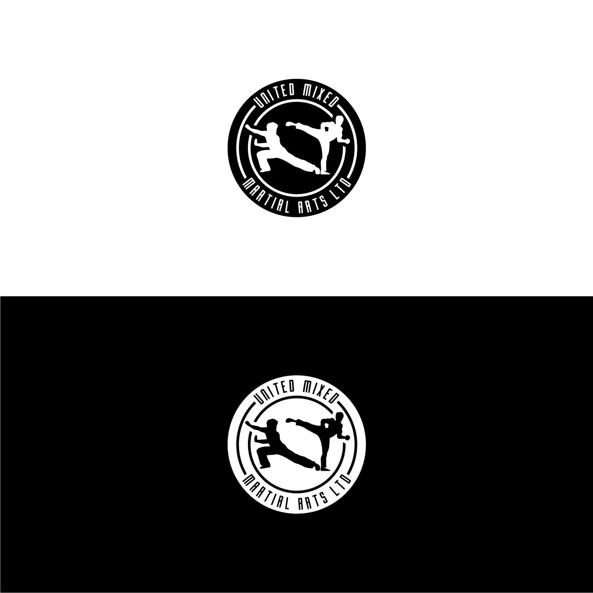 Logo Design by Analla Art - Entry No. 95 in the Logo Design Contest Artistic Logo Design for United Mixed Martial Arts Ltd..