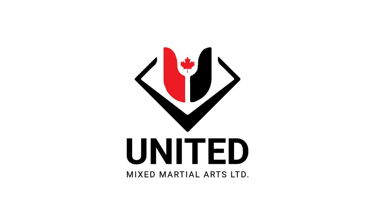 Logo Design by MD ZAHIR RAIHAN - Entry No. 97 in the Logo Design Contest Artistic Logo Design for United Mixed Martial Arts Ltd..