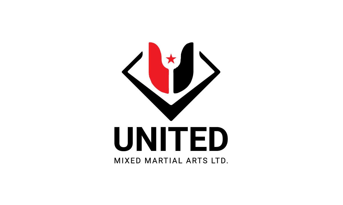 Logo Design by MD ZAHIR RAIHAN - Entry No. 98 in the Logo Design Contest Artistic Logo Design for United Mixed Martial Arts Ltd..