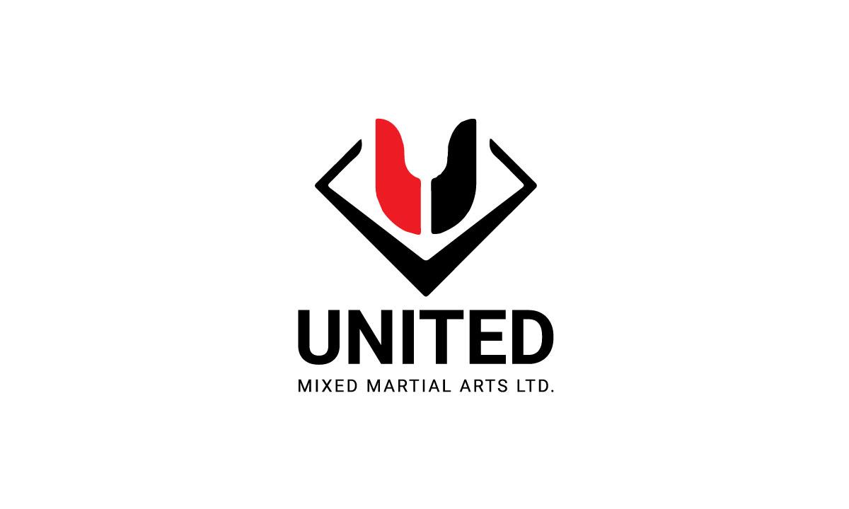 Logo Design by MD ZAHIR RAIHAN - Entry No. 99 in the Logo Design Contest Artistic Logo Design for United Mixed Martial Arts Ltd..