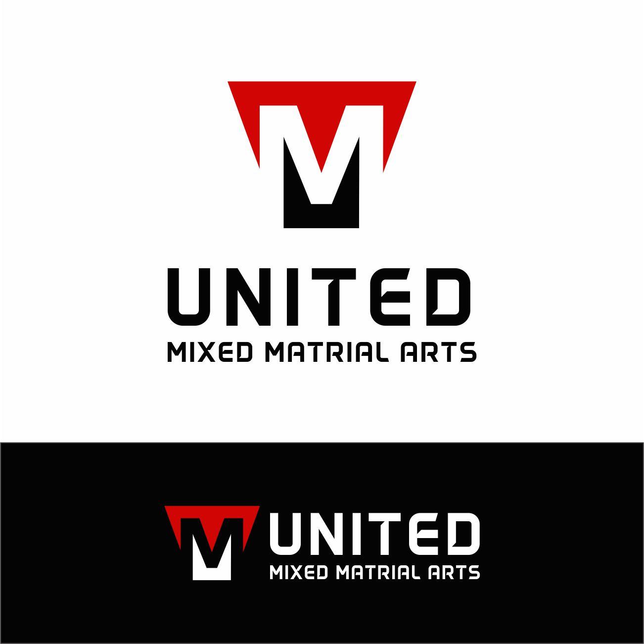 Logo Design by RasYa Muhammad Athaya - Entry No. 111 in the Logo Design Contest Artistic Logo Design for United Mixed Martial Arts Ltd..