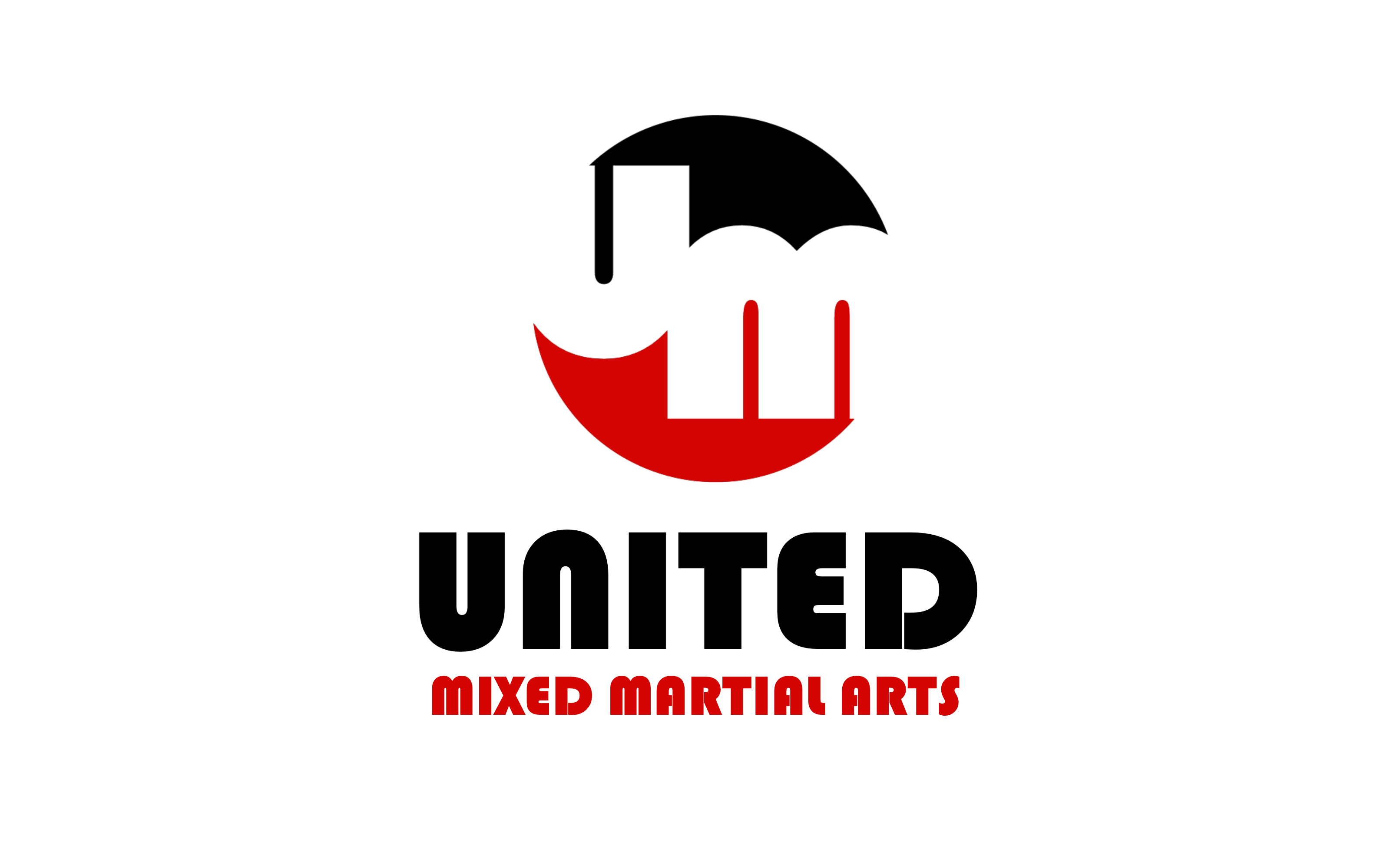 Logo Design by Roberto Bassi - Entry No. 112 in the Logo Design Contest Artistic Logo Design for United Mixed Martial Arts Ltd..