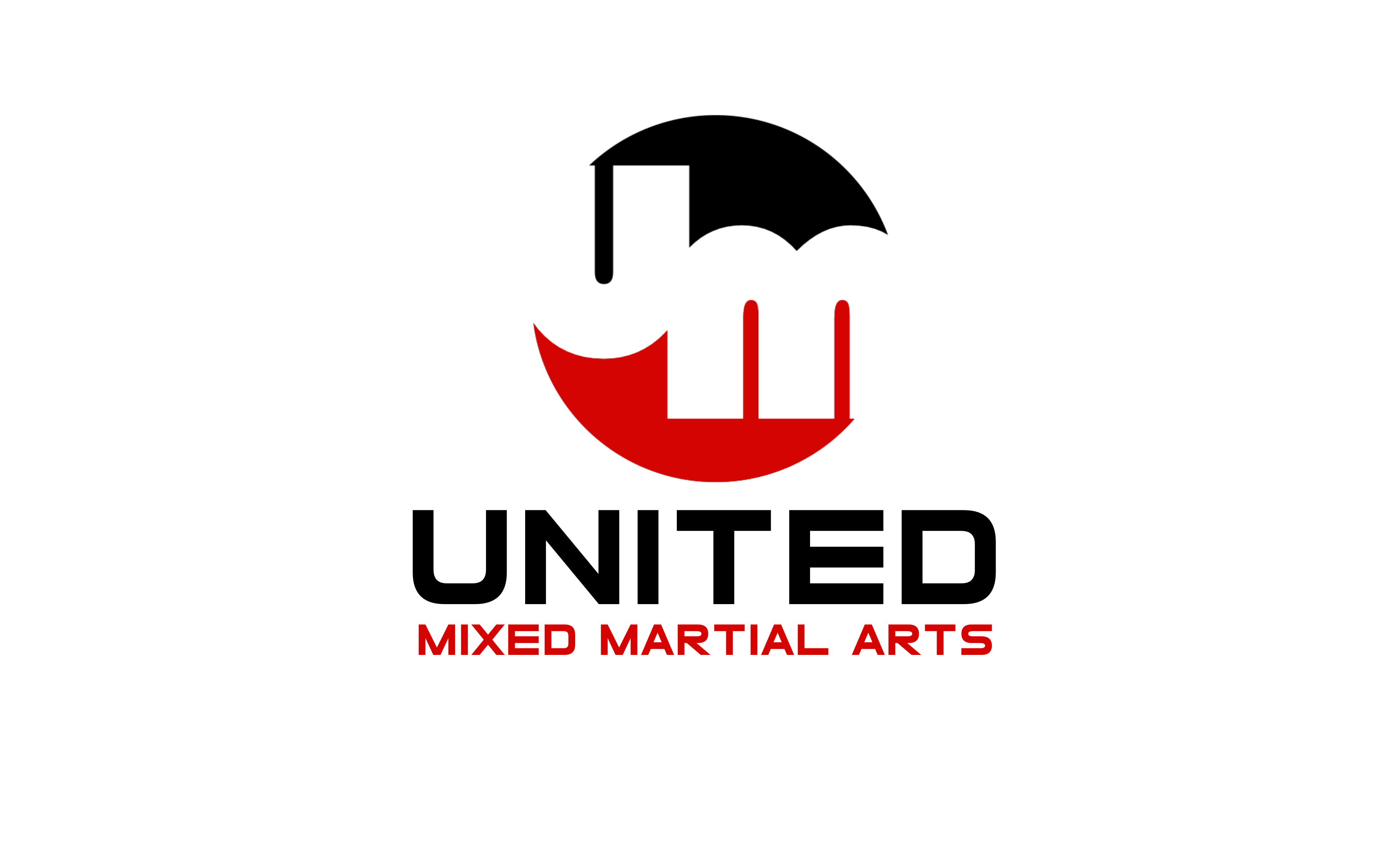 Logo Design by Roberto Bassi - Entry No. 113 in the Logo Design Contest Artistic Logo Design for United Mixed Martial Arts Ltd..