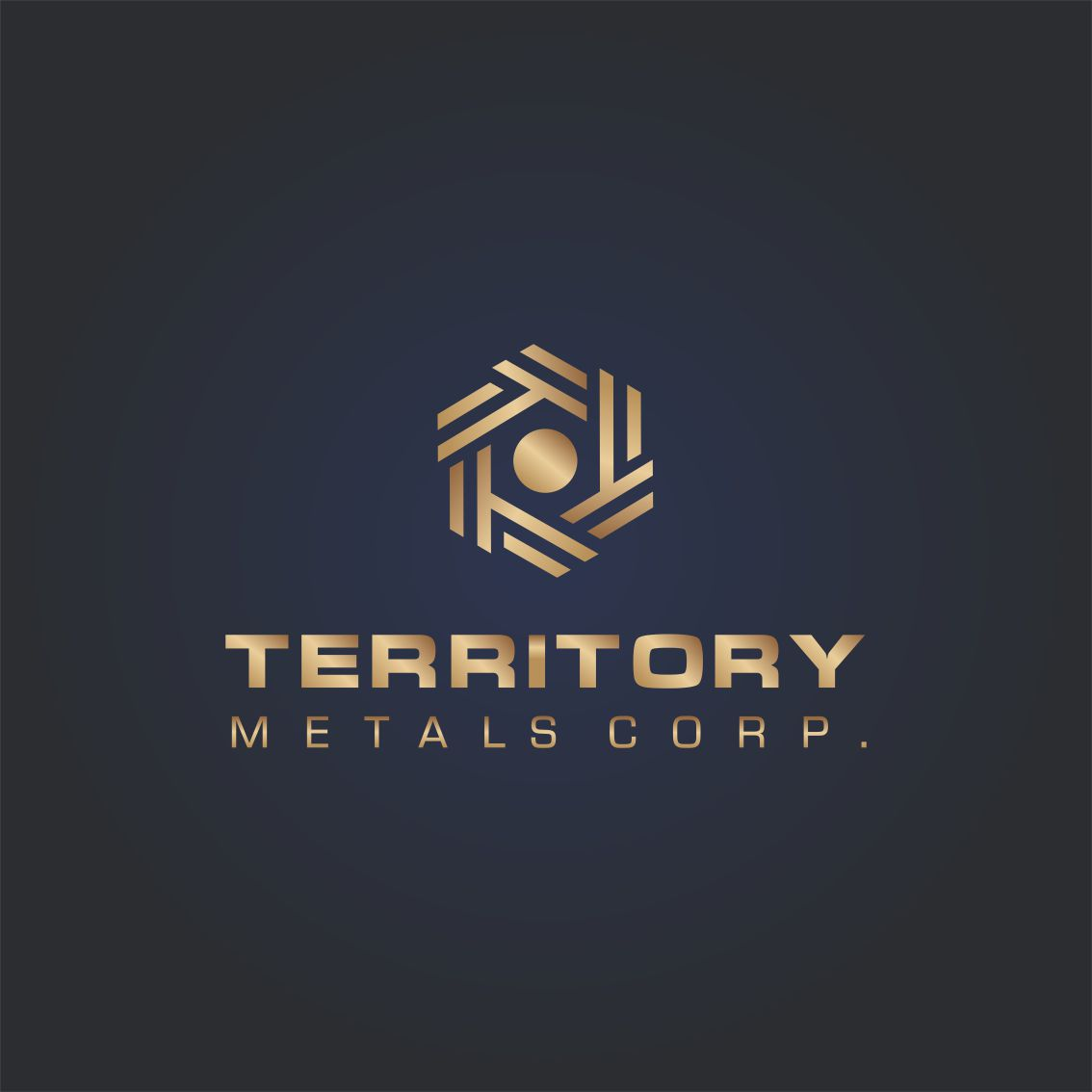 Logo Design by RasYa Muhammad Athaya - Entry No. 118 in the Logo Design Contest Unique Logo Design Wanted for Territory Metals Corp..