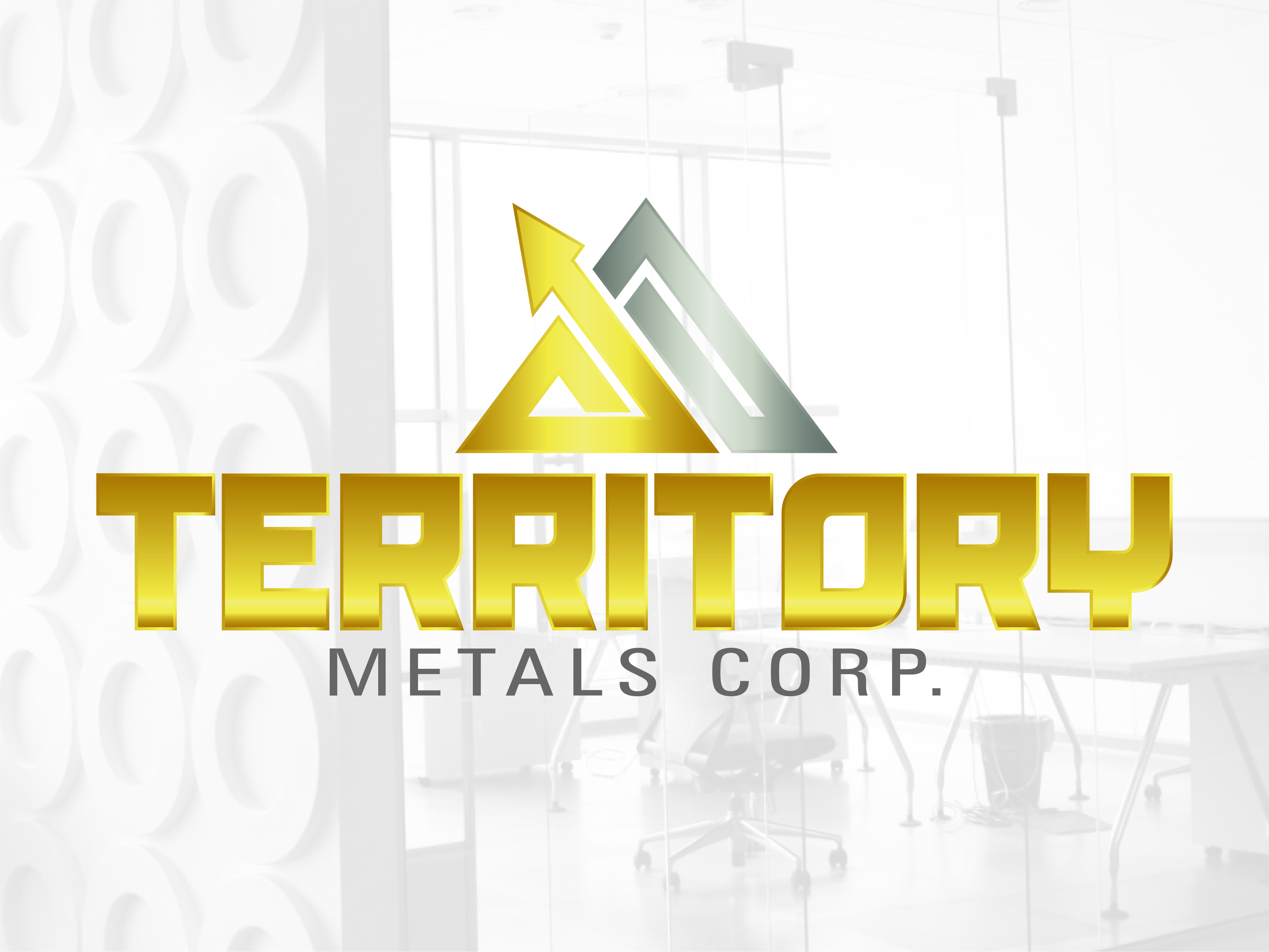 Logo Design by Rob King - Entry No. 120 in the Logo Design Contest Unique Logo Design Wanted for Territory Metals Corp..