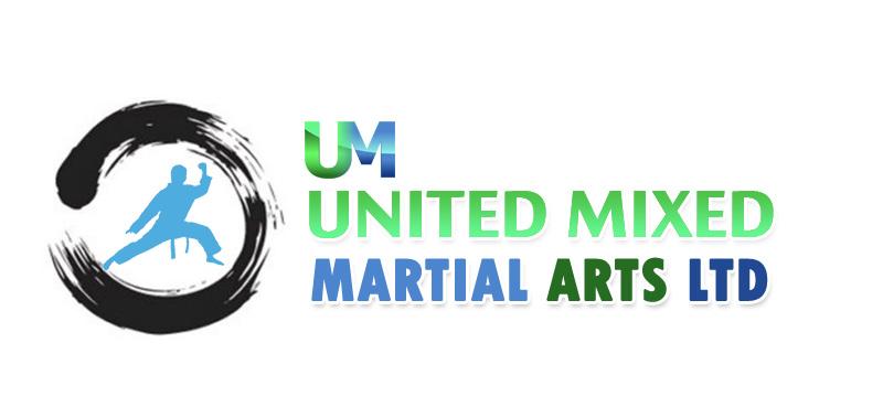 Logo Design by Sandip Kumar Pandey - Entry No. 119 in the Logo Design Contest Artistic Logo Design for United Mixed Martial Arts Ltd..