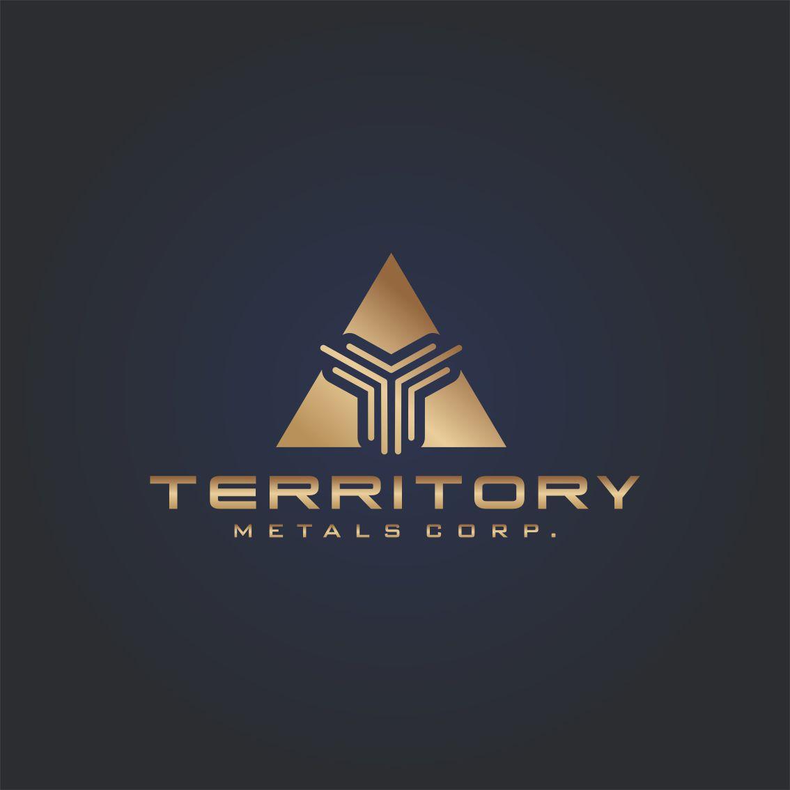 Logo Design by RasYa Muhammad Athaya - Entry No. 129 in the Logo Design Contest Unique Logo Design Wanted for Territory Metals Corp..