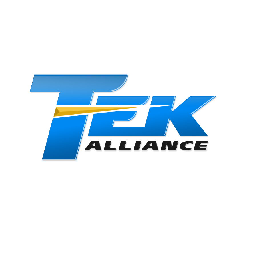Logo Design by red46 - Entry No. 51 in the Logo Design Contest TEK Alliance.
