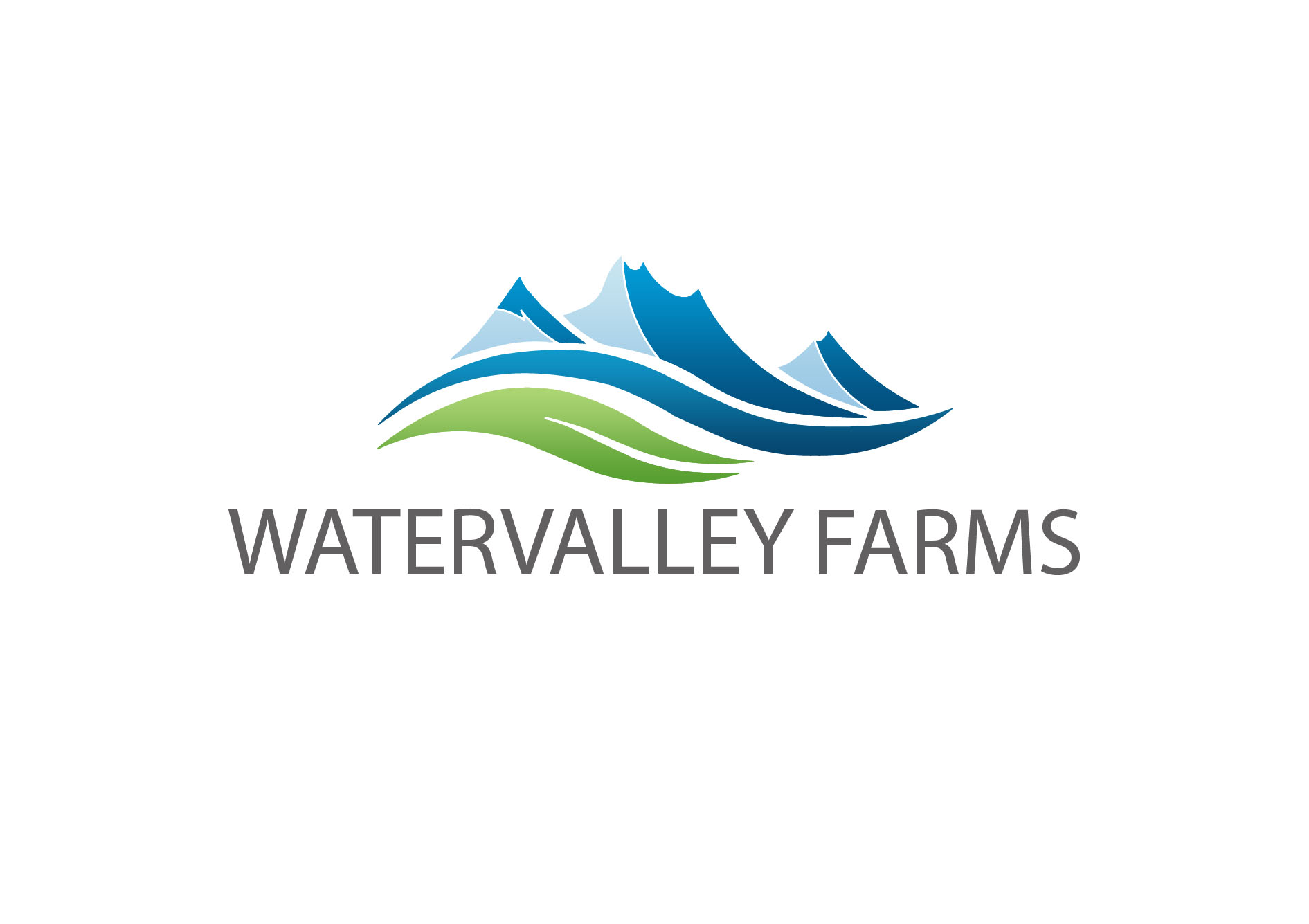 Logo Design by JSDESIGNGROUP - Entry No. 13 in the Logo Design Contest New Logo Design for Watervalley Farms.