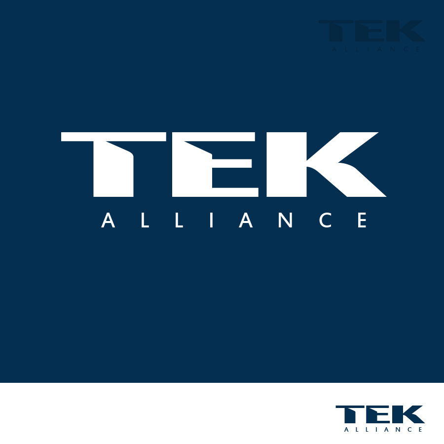 Logo Design by red46 - Entry No. 52 in the Logo Design Contest TEK Alliance.