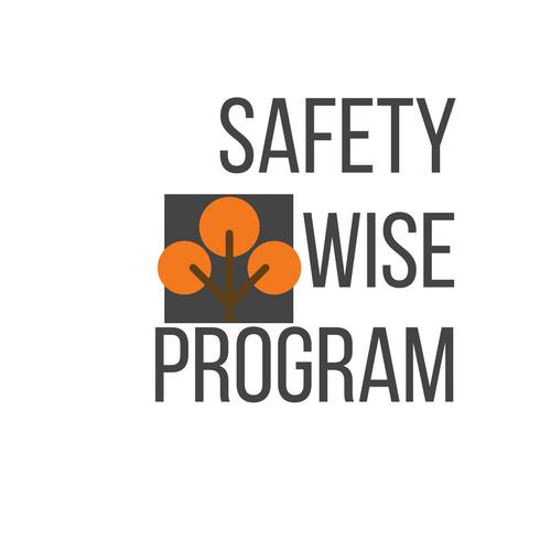Logo Design by tsakcreative - Entry No. 4 in the Logo Design Contest New Logo Design for Safety Wise Program.
