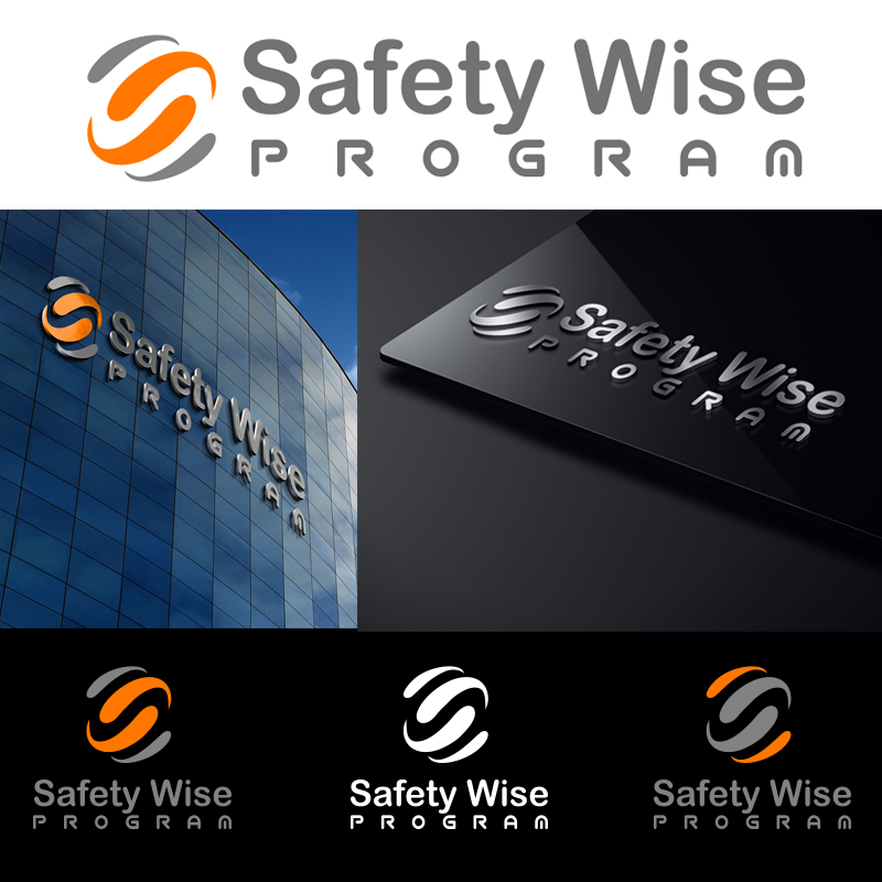 Logo Design by Private User - Entry No. 7 in the Logo Design Contest New Logo Design for Safety Wise Program.