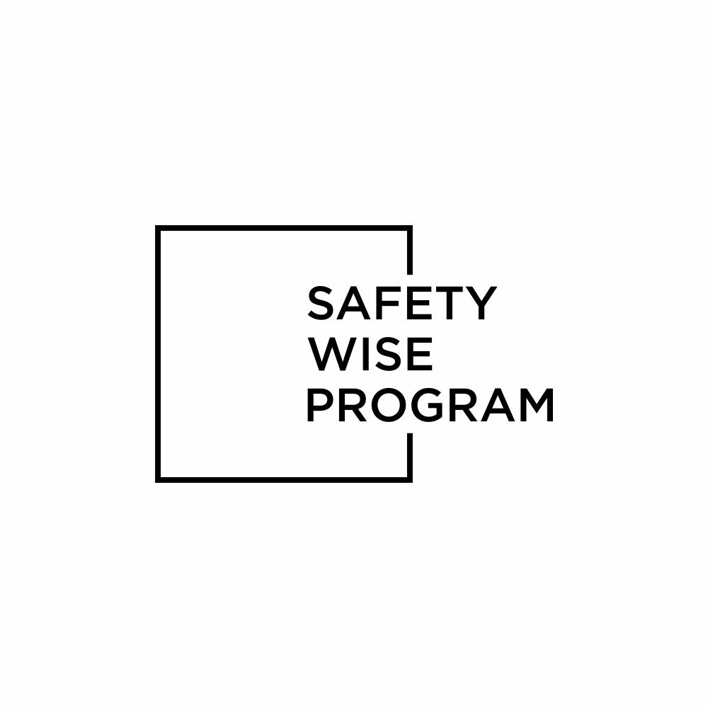 Logo Design by HERDIO KHADAFI - Entry No. 9 in the Logo Design Contest New Logo Design for Safety Wise Program.