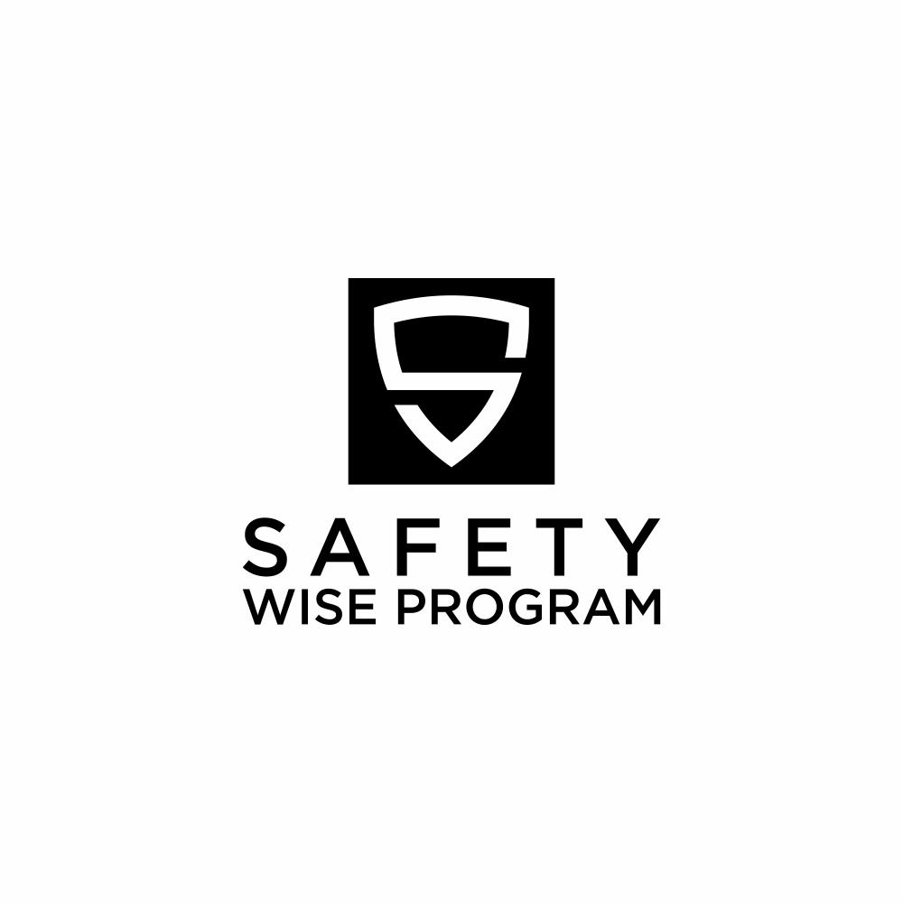 Logo Design by HERDIO KHADAFI - Entry No. 12 in the Logo Design Contest New Logo Design for Safety Wise Program.