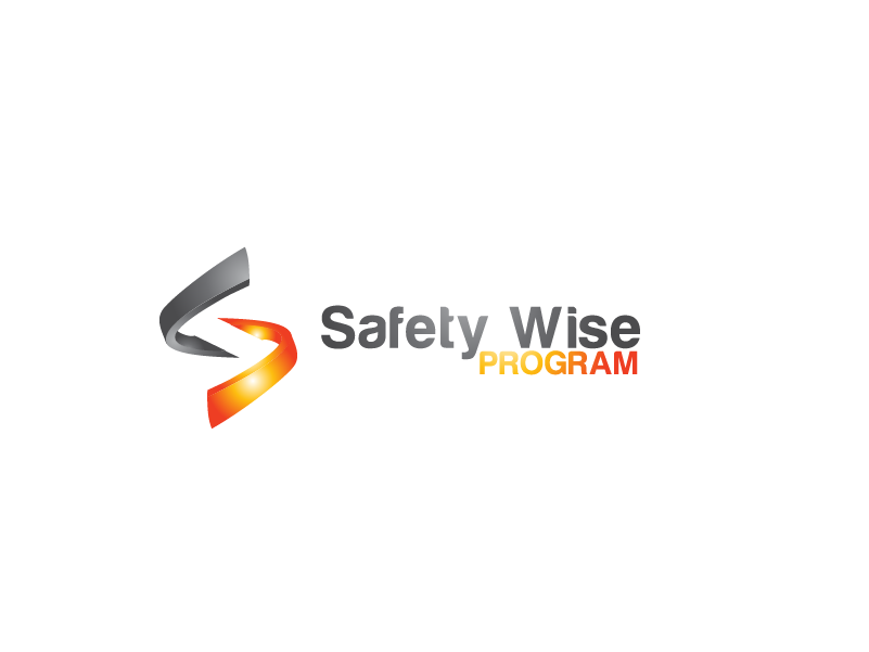 Logo Design by Private User - Entry No. 27 in the Logo Design Contest New Logo Design for Safety Wise Program.