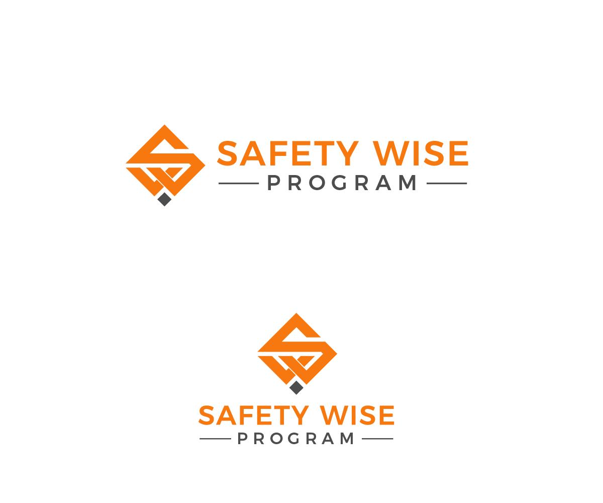 Logo Design by Juan Luna - Entry No. 34 in the Logo Design Contest New Logo Design for Safety Wise Program.