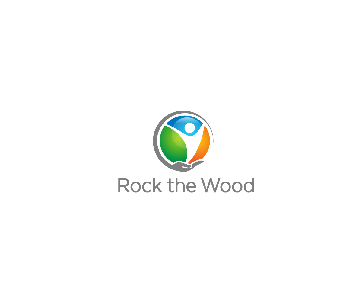 Logo Design by Juan Luna - Entry No. 6 in the Logo Design Contest New Logo Design for Rock the Wood.