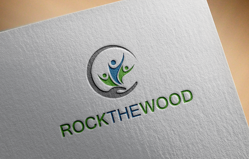 Logo Design by Private User - Entry No. 11 in the Logo Design Contest New Logo Design for Rock the Wood.
