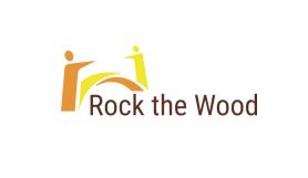Logo Design by Jeanella Ambrocio - Entry No. 12 in the Logo Design Contest New Logo Design for Rock the Wood.