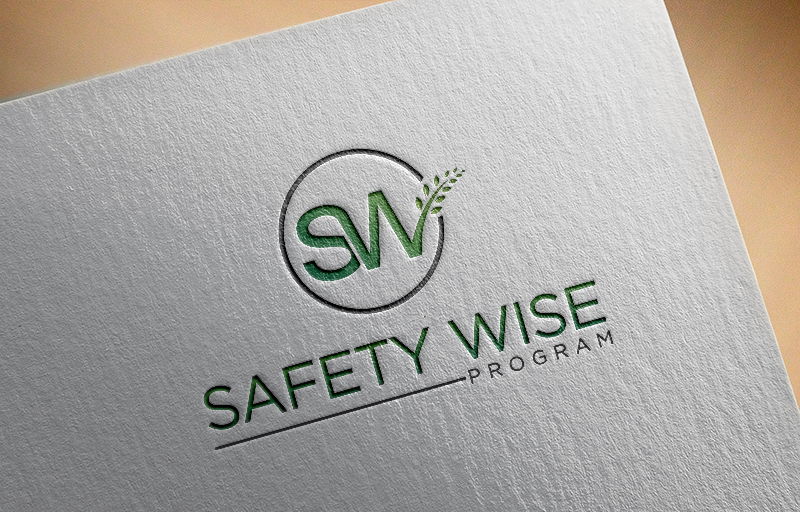 Logo Design by Private User - Entry No. 47 in the Logo Design Contest New Logo Design for Safety Wise Program.
