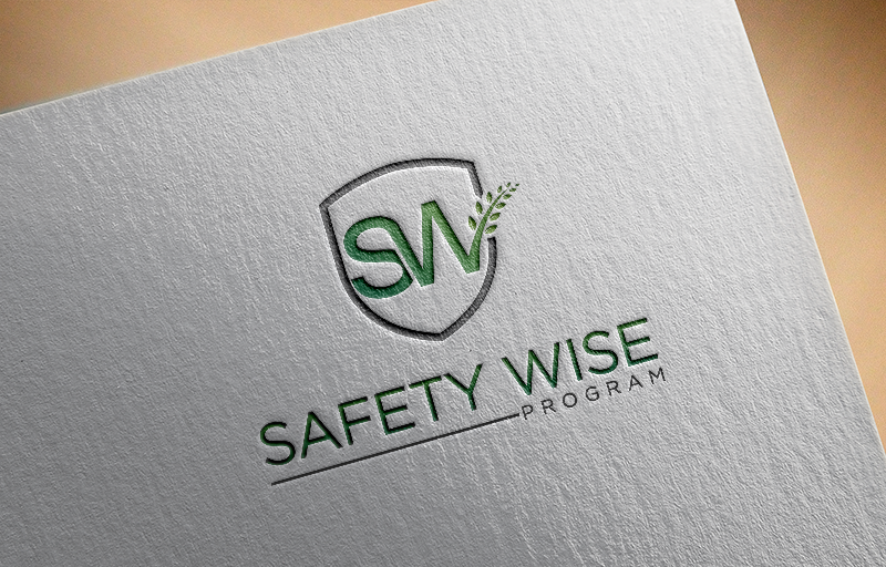 Logo Design by Private User - Entry No. 48 in the Logo Design Contest New Logo Design for Safety Wise Program.