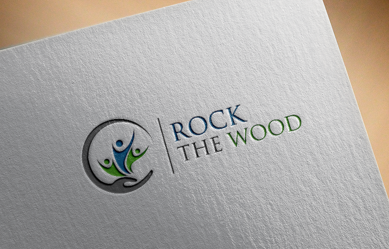 Logo Design by Private User - Entry No. 19 in the Logo Design Contest New Logo Design for Rock the Wood.