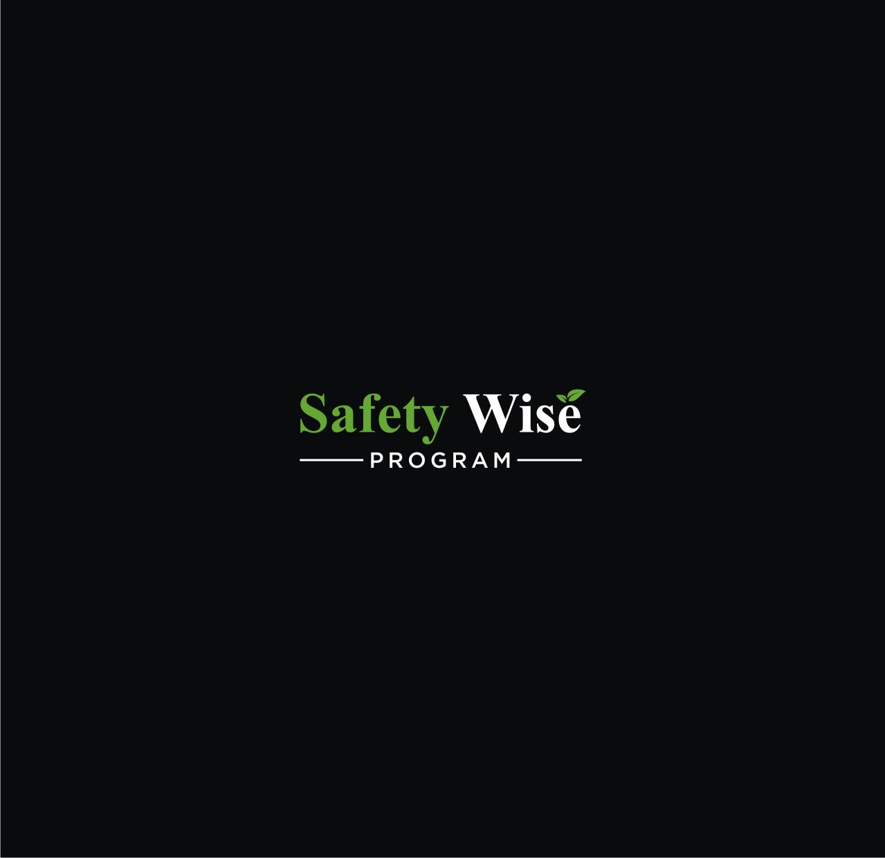 Logo Design by Sigitumarali Sigit - Entry No. 50 in the Logo Design Contest New Logo Design for Safety Wise Program.
