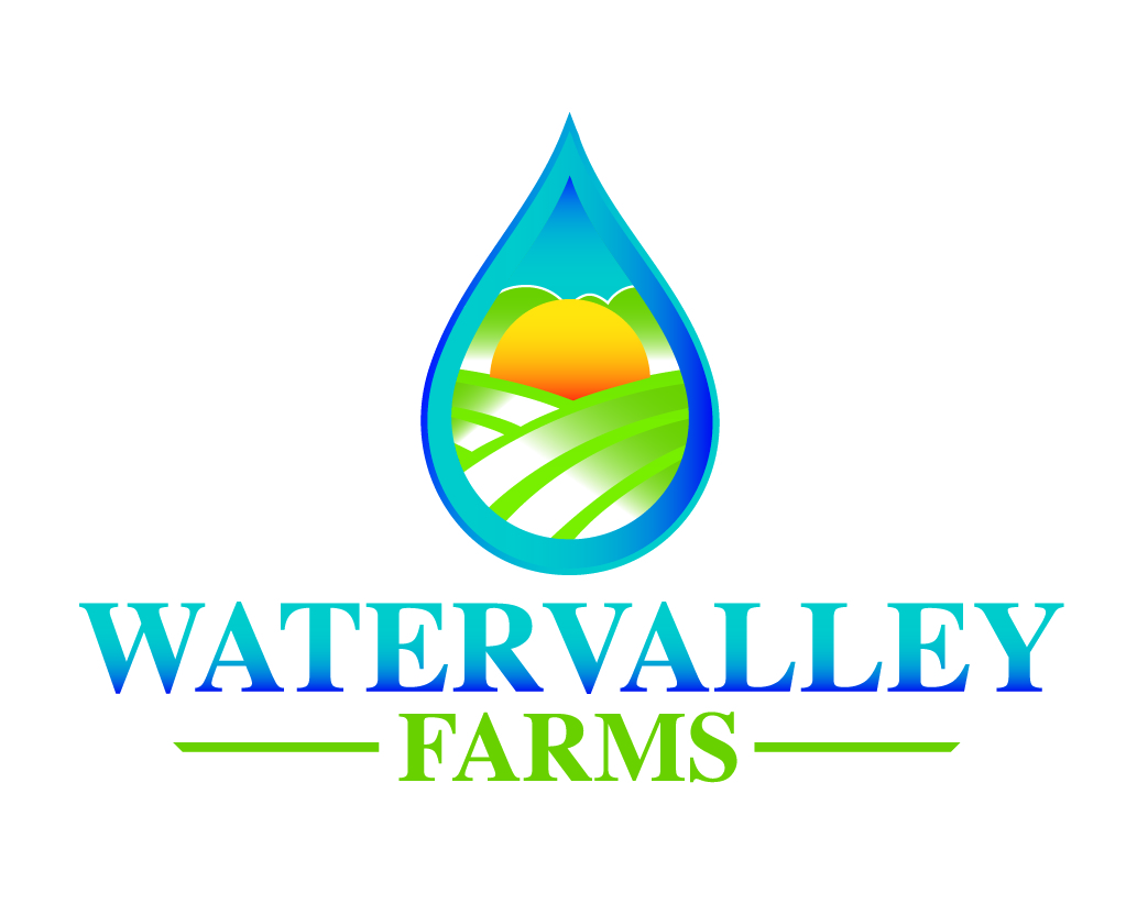 Logo Design by Rob King - Entry No. 60 in the Logo Design Contest New Logo Design for Watervalley Farms.