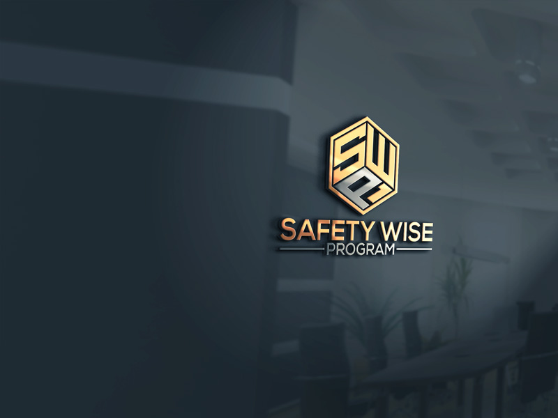 Logo Design by Private User - Entry No. 54 in the Logo Design Contest New Logo Design for Safety Wise Program.