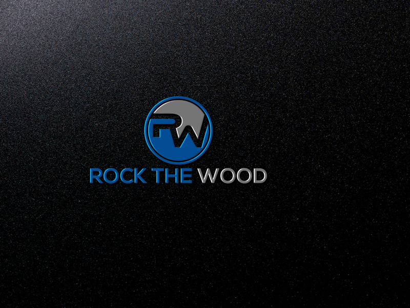 Logo Design by Private User - Entry No. 28 in the Logo Design Contest New Logo Design for Rock the Wood.
