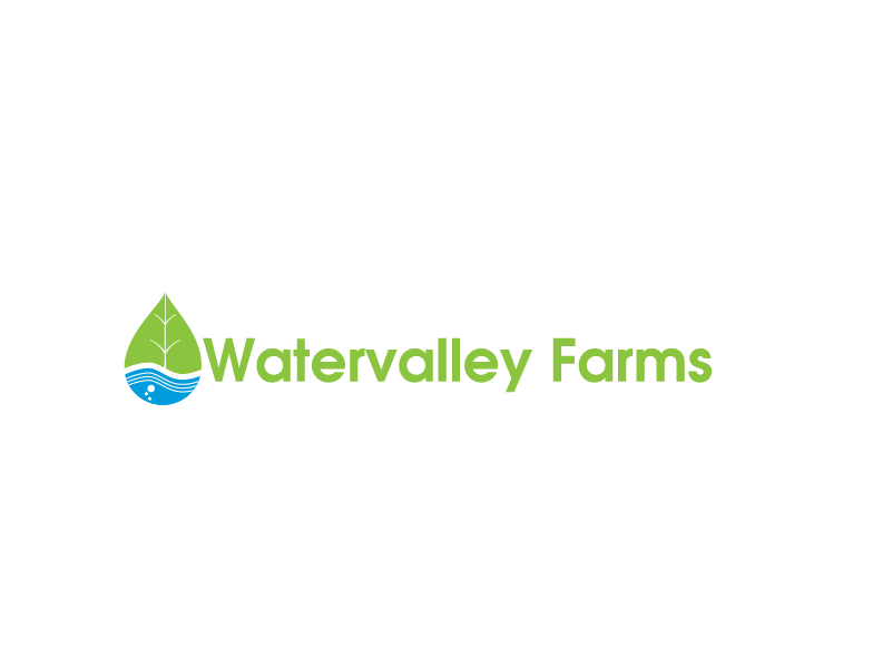 Logo Design by Private User - Entry No. 71 in the Logo Design Contest New Logo Design for Watervalley Farms.