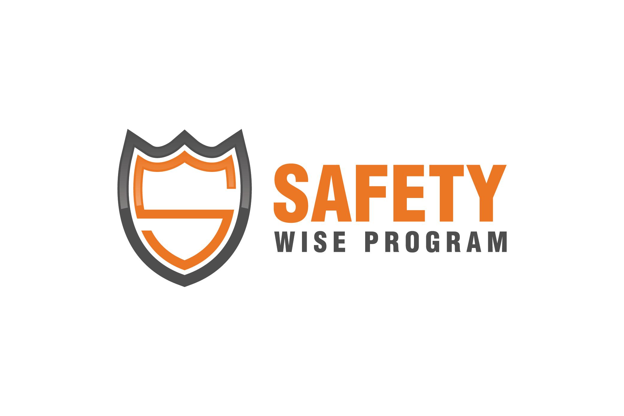 Logo Design by Raheel Baloch - Entry No. 63 in the Logo Design Contest New Logo Design for Safety Wise Program.