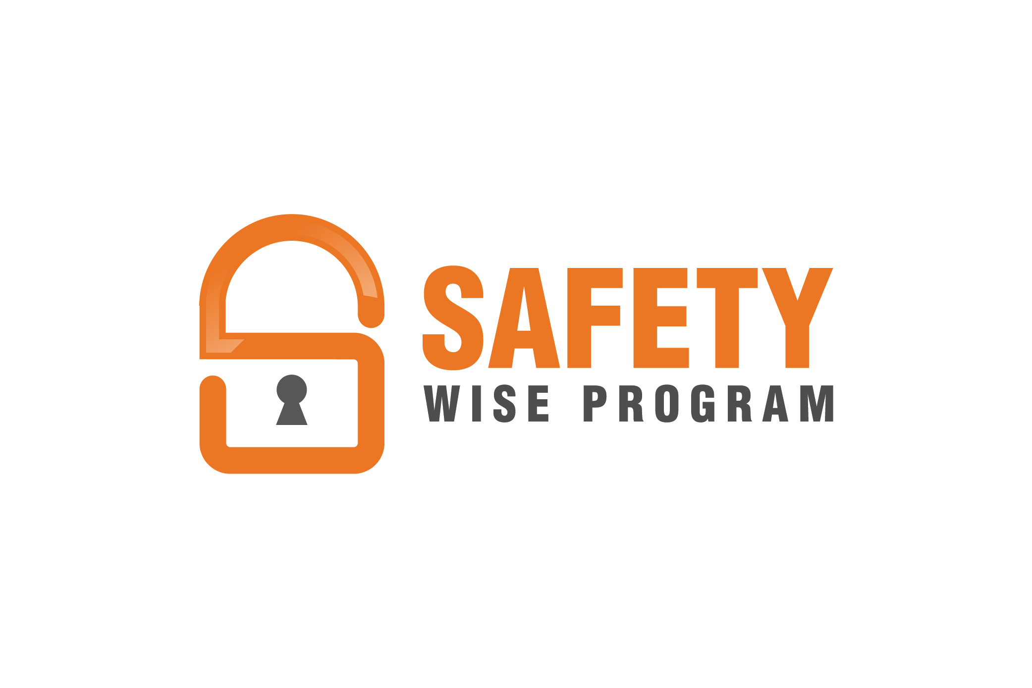 Logo Design by Raheel Baloch - Entry No. 64 in the Logo Design Contest New Logo Design for Safety Wise Program.