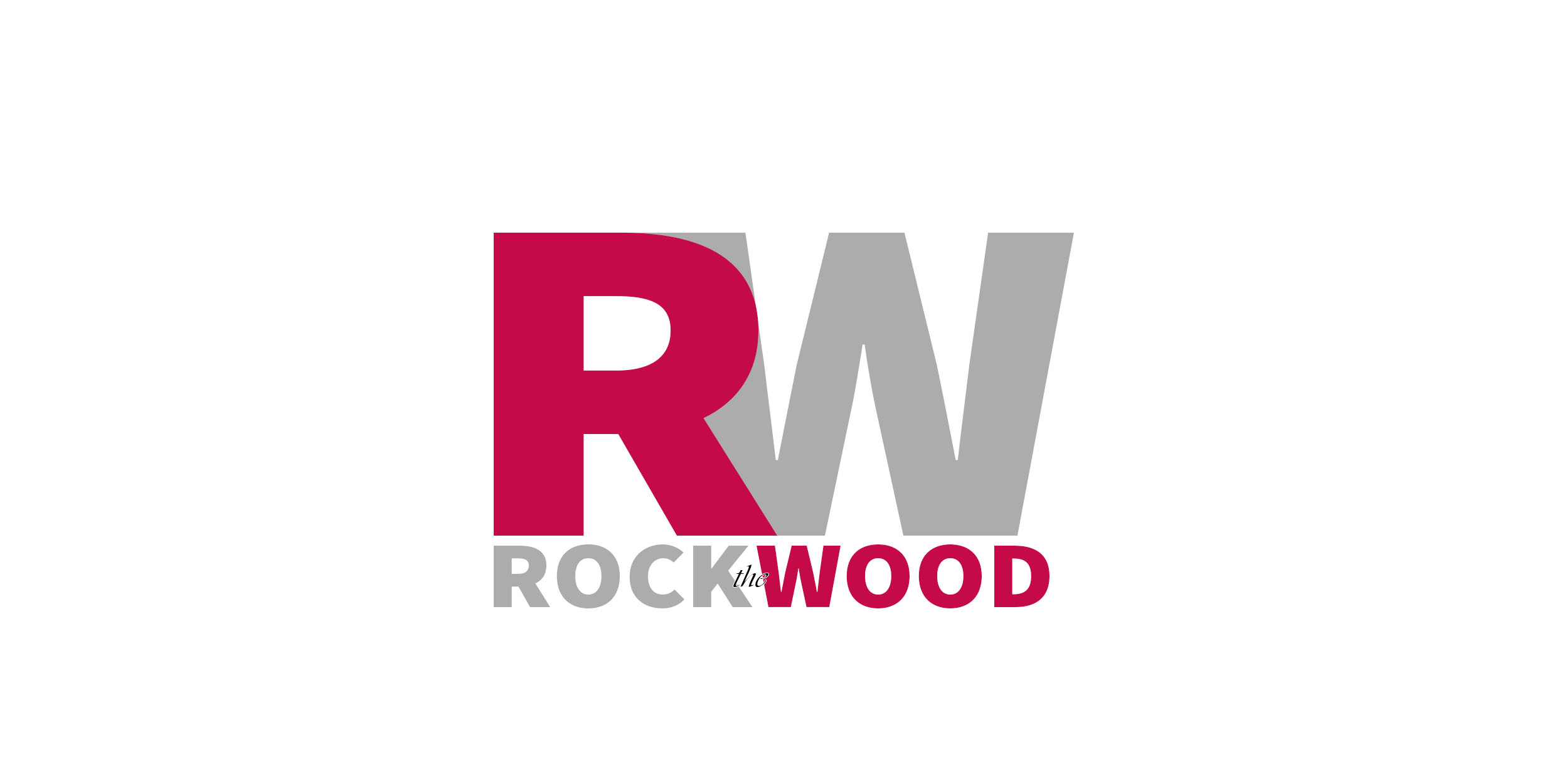 Logo Design by Private User - Entry No. 41 in the Logo Design Contest New Logo Design for Rock the Wood.