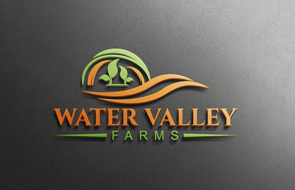 Logo Design by Melton Design - Entry No. 78 in the Logo Design Contest New Logo Design for Watervalley Farms.