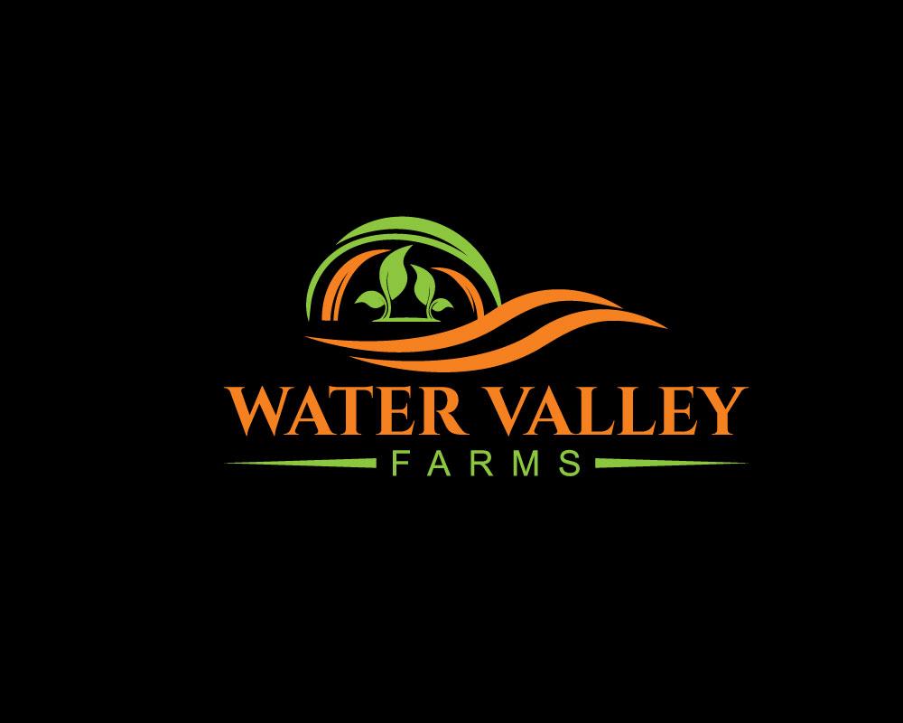 Logo Design by Melton Design - Entry No. 80 in the Logo Design Contest New Logo Design for Watervalley Farms.