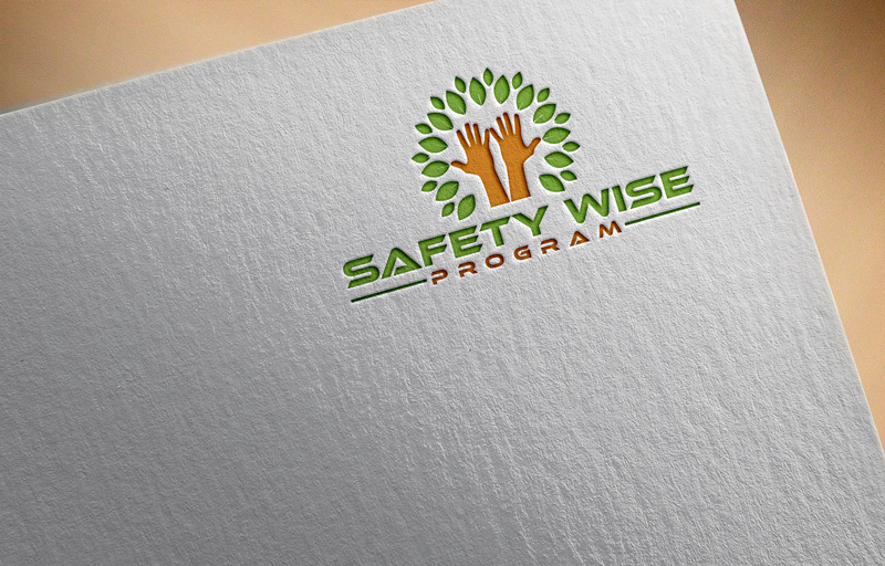 Logo Design by Ahmed Murad - Entry No. 69 in the Logo Design Contest New Logo Design for Safety Wise Program.