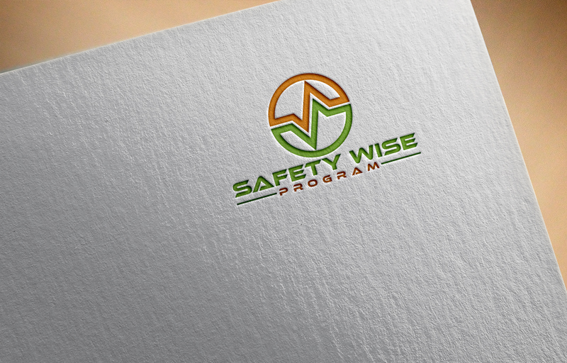 Logo Design by Ahmed Murad - Entry No. 72 in the Logo Design Contest New Logo Design for Safety Wise Program.