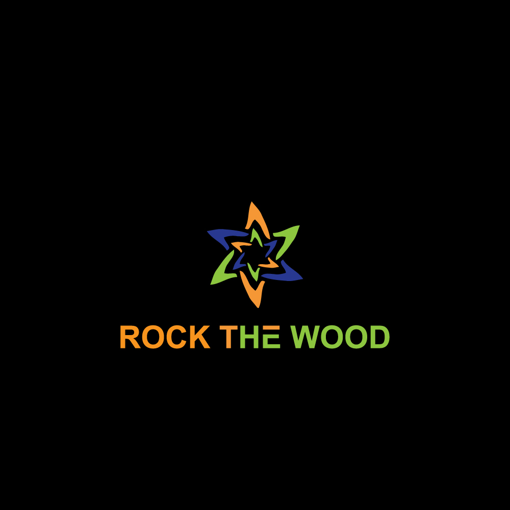 Logo Design by Imtaslim Taslima - Entry No. 47 in the Logo Design Contest New Logo Design for Rock the Wood.