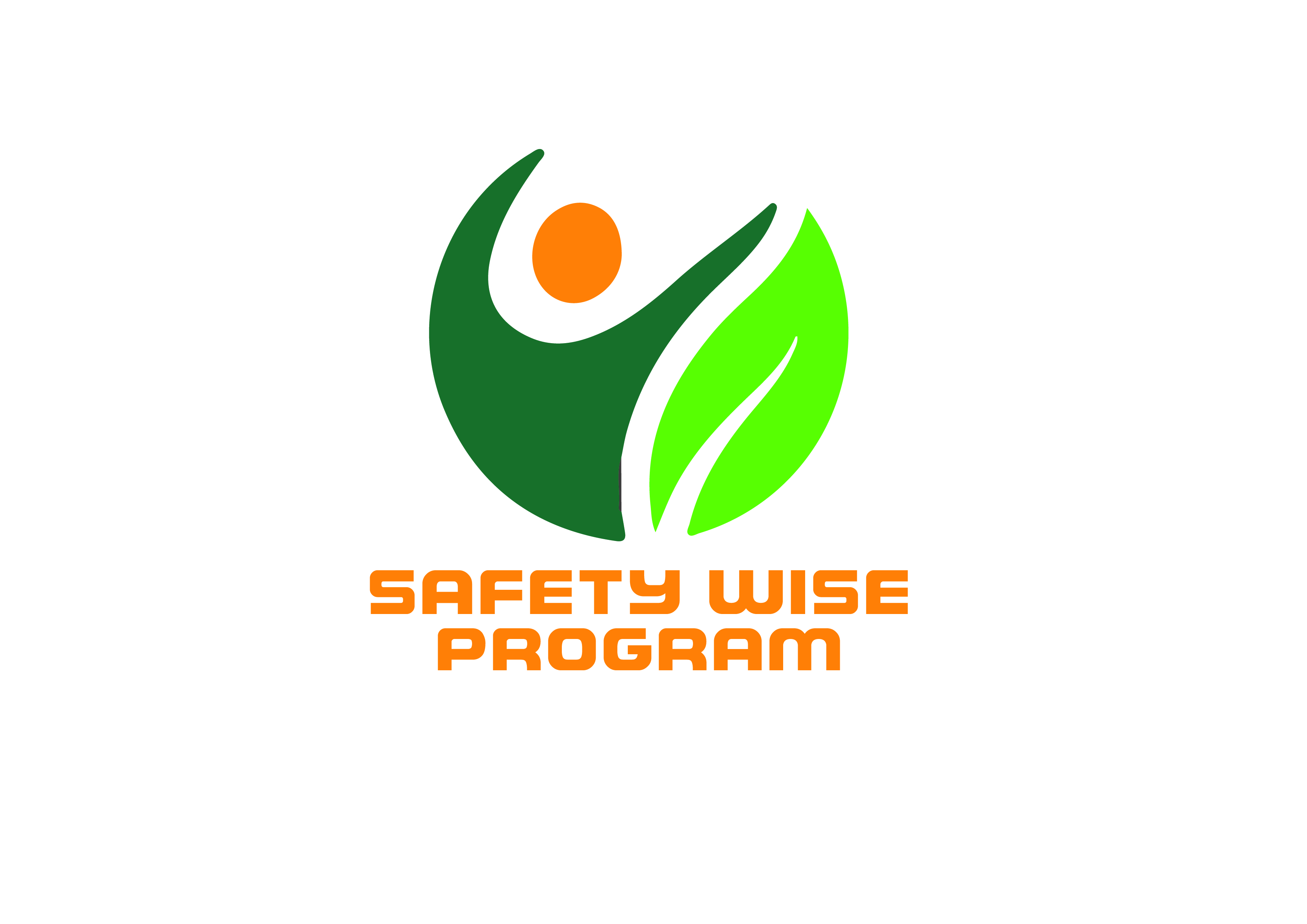 Logo Design by Anum Aamir - Entry No. 83 in the Logo Design Contest New Logo Design for Safety Wise Program.